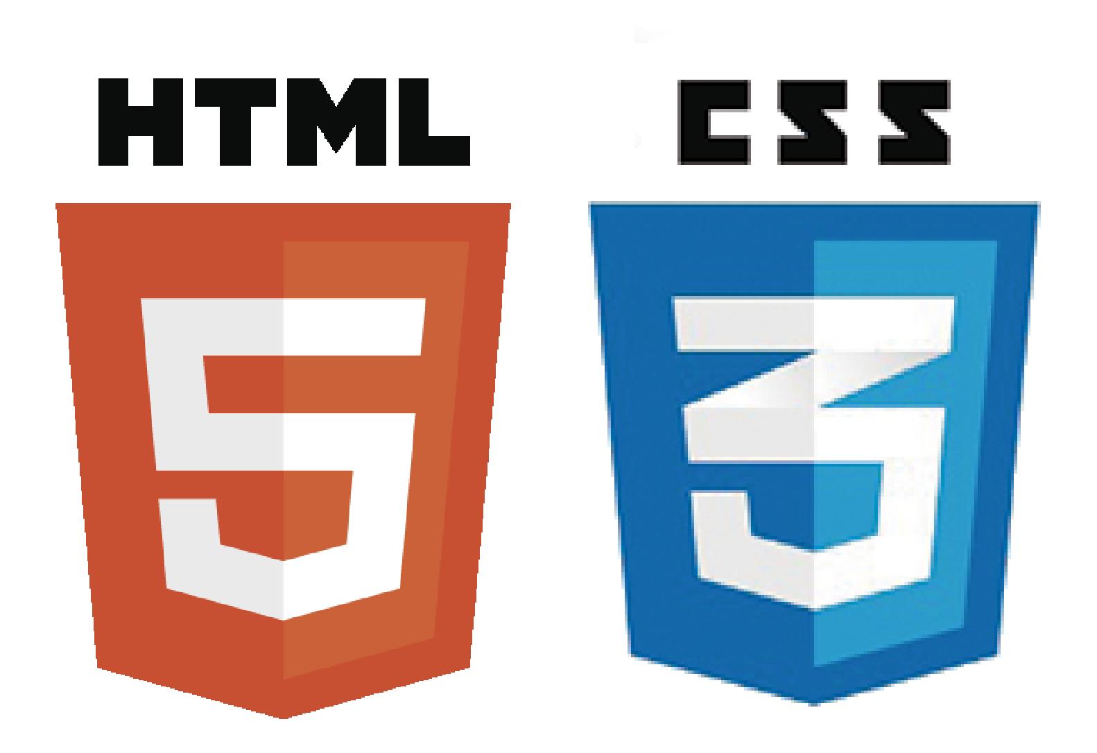 imagen de HTML Y CSS juntas