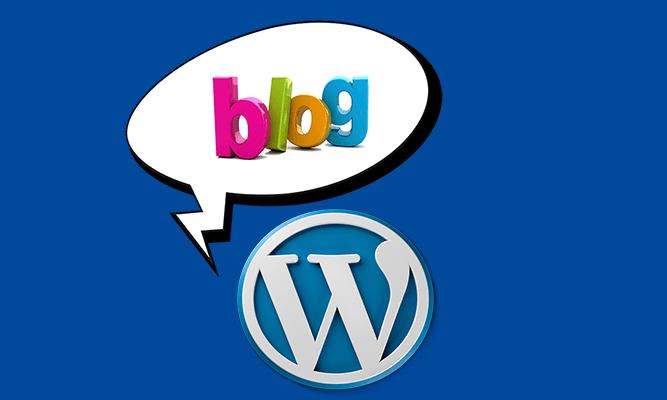 DINÁMICA CON BLOG para Wordpress